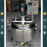 Tanque de iogurte Agitador de aço inoxidável de 100 galões, tanque de queijo