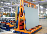 4mmは中国の工場からフロートガラスアルミニウムミラーを構成する
