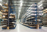 Lager und Storage Equipment Used Storage Shelving Industrial Cantilever Racking