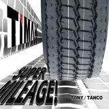 neumático barato al por mayor comercial del carro 288000kms (315/80r22.5, 12.00R24, 12.00R20)