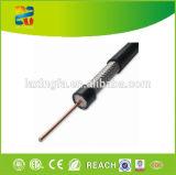 Câble coaxial Rg174 de perte inférieure de câble de rf