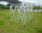 3X3展覧会のアルミニウム折るテント
