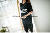 高品質の対レーダー妊婦の摩耗の印刷のTシャツの女性の衣服