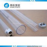 Tuyau spécial acrylique en plastique pour lampe