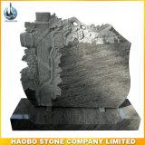 De zwarte Grafzerk van de Boom van het Graniet