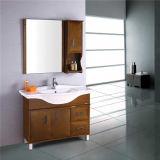Оптовый пол стоя тщеты ванной комнаты твердой древесины