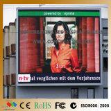 Panneau polychrome d'Afficheur LED de la publicité extérieure de HD P6 SMD