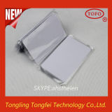 Tarjeta en blanco plástica del PVC Cr80 de la impresión superventas del chorro de tinta