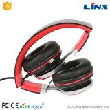 Il reticolo grazioso di migliore di prezzi disegno superiore dell'OEM ha certificato le cuffie stereo collegate qualità