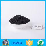 Prezzo del carbonio attivato coperture della noce di cocco della pallina delle materie prime da vendere