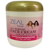 Crema facciale per tutti gli usi 170ml di cura di pelle di zelo