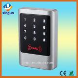 Sistema de control de acceso de huellas dactilares contraseña de bloqueo de puerta para la puerta de cristal