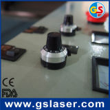 Máquina de estaca GS-1280 do laser do CO2 com a câmara de ar selada do laser do CO2