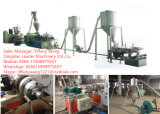 円錐Twin Screw Extruders/PVC Granular MachineかPlastic Extruder Machine