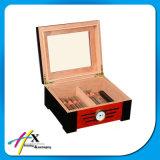 La boîte à cigares faite sur commande de produit d'usine et d'approvisionnements