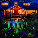Het Licht van Kerstmis - de Gevoelige Verlichting van het Landschap van de Laser Openlucht voor de Decoratie van het Huis van de Boom