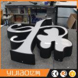 Alphabet de lettres du marché de la longue vie 3D à décorer