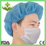 Mascarilla quirúrgica disponible 1ply de Hubei MEK con Earloop