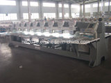 908 편평한 Embroidery Machine 또는 Computerized Embroidery Machine