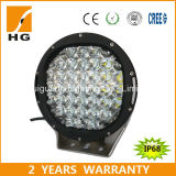 3D indicatore luminoso di azionamento rotondo fuori strada del CREE LED dell'indicatore luminoso 4X4 185W del lavoro del riflettore 185W LED 9inch