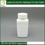 HDPE 190ml Plastic Rechthoekige Fles