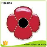 مصنع مباشرة يبيع خشخاش ثني سترة شارة الصين [وهولسا] زهرة ثني سترة وثني سترة زهرة