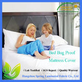 De Waterdichte Zippered Matras van Hypoallergenic Encasement