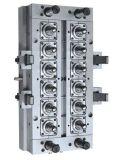 Modelação por injeção plástica de alta velocidade da pré-forma de /Pet do tampão de frasco que faz o preço da máquina