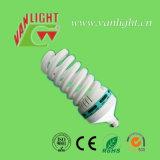 A espiral cheia CFL de T6 105W ilumina o poder superior