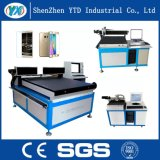 CNC de grande eficacia Shaped Glass Cutting Machine com Low Price