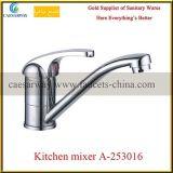 Misturador de bronze da água do dissipador de cozinha dos mercadorias sanitários