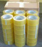 Het embleem drukte de Acryl Zelfklevende Verzegelende Band van het Karton af BOPP