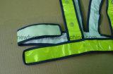 LED-blinkende Soem-hohe Sicht-reflektierende Sicherheits-Weste