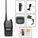 Talkie-walkie Militares de casque de moto de la fréquence ultra-haute Lt-323 de VHF
