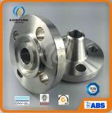 Aço inoxidável Wn flange F304 / 304L forjado flange ASME B16.5 (KT0100)