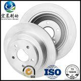 Peças de automóvel Brake Disc com ISO