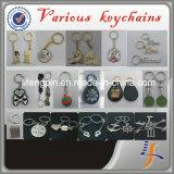 Metal promocional Keychains del amante