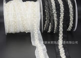 Machine de lacet ultrasonique pour la fabrication de lacet de jupe, ce reconnu