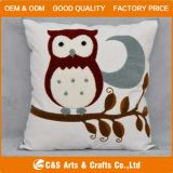 Home Textile를 위한 주문 Embroidery Fabric Animal Cushion