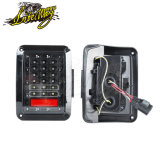 LED Tail Light per 07 su Wrangler Jk con Euro Standard Plug