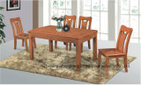 Rétro présidences et Tableaux de salle à manger de type en bois solide