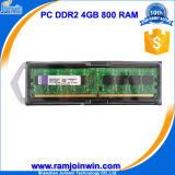 非Ecc Unbuffered 240pin 800MHz 4GB (1X4GB KIT) DDR2 PC2-6400 RAM