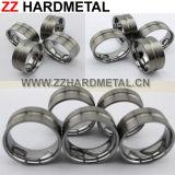 Hartmetall-Kabel-Draht, der durch Anleitung passiert