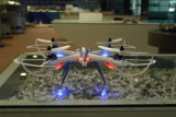 CameraのDrone Factory Adult RC Toy 2.4Gの4軸線UFO Aircraft DroneおよびQuadcopterのクリスマスPromotion Gift Hobby Toy