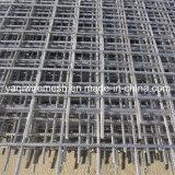 Treillis métallique soudé par construction en acier galvanisé de renfort plein