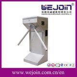 Pedestre automático cheio do torniquete do torniquete elétrico vertical do contador do torniquete do torniquete