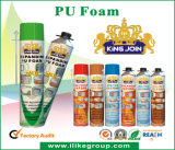 Kingjoin B2 ignifuga la espuma Paintable 750ml de la PU