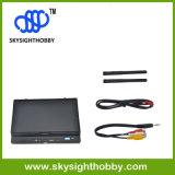O receptor de diversidade sem fio o mais barato de Sky-702 5.8GHz 7 de TFT LCD polegadas de monitor de cor