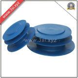 Rundes blaues Rohr-interne Deckel hergestellt vom Plastik (YZF-H21)