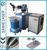 saldatrice automatica del laser della muffa del metallo 200W per i prodotti siderurgici